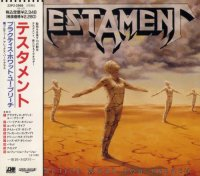 Testament-Practice What You Preach (Japanese Edition)