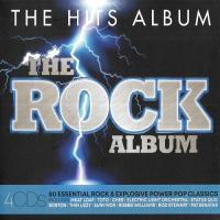 VA - The Hits Album - The Rock Album (4CD) flac cd cover flac