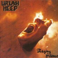 Uriah Heep-Raging Silence (Castle press '92)