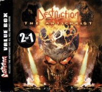 Destruction-The Antichrist and All Hell Breaks Loose (Value Box Set)