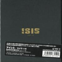 Isis-Live I-VI  (Japanise 6CD Box Set Compilation)