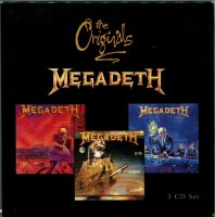 Megadeth-The Originals (Box Set 3CD)