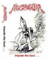 Nunslaughter-Impale the soul of Christ on the inverted cross of death