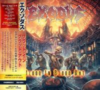 Exodus-Blood In Blood Out (Japan Ed.)
