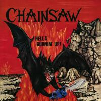 Chainsaw - Hell's Burnin' Up (Greece reissue 2009) flac cd cover flac