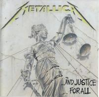 Metallica-...And Justice For All (Two different rare editions)