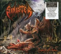 Sinister-Legacy Of Ashes (Limited Edition Digipack)