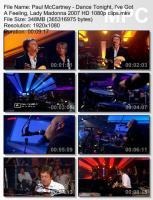 Paul McCartney-Dance Tonight, I\'ve Got A Feeling, Lady Madonna (Live) (HD 1080p)