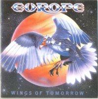 Europe-Wings of Tomorrow (U.K. Re-master 2010)