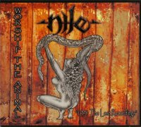Nile-Worship The Animal: 1994 The Lost Recordings