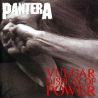 Pantera-Vulgar Display Of Power (German repress '94)