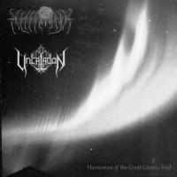 Uncaladon / Astrvm Omega-Harmonies Of The Great Cosmic Void (Split)