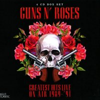 Guns N' Roses-Greatest Hits Live On Air 1989-\'91