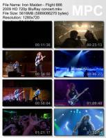 Iron Maiden-Flight 666 (HD 720p BDRip)