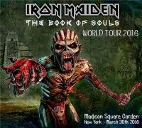 Iron Maiden-Live from Madison Square Garden