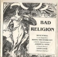 Bad Religion-Rock and Roll