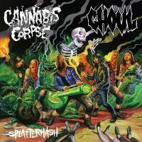 Cannabis Corpse & Ghoul-Splatterhash (Split)