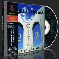 Caught In The Act (C.I.T.A.)-Heat Of Emotion (Japan)