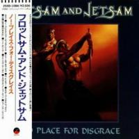 Flotsam And Jetsam-No Place For Disgrace (Japan Ed.)