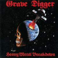 Grave Digger-Heavy Metal Breakdown (1st press)