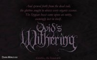Ovid's Withering-Terraphage