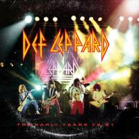 Def Leppard-The Early Years 79-81' (5CD Boxset)