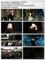 Candlemass-Sweden Rock Festival (DVDRip)
