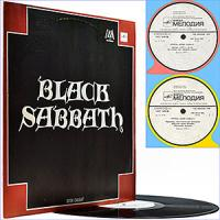 Black Sabbath-Black Sabbath (Compilation) (Russian Vinyl)