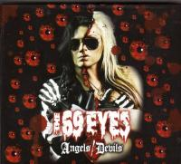 The 69 Eyes-Angels / Devils (2CD)