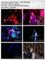 Deep Purple-Total Abandon. Australia (DVDRip)