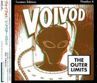 Voivod-The Outer Limits (Japan)