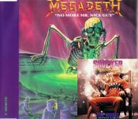 Megadeth-No More Mr. Nice Guy / Various - Shocker [2CDS+Promo Sampler CD]