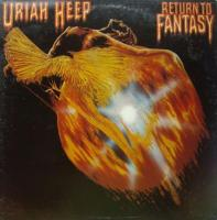 Uriah Heep-Return To Fantasy (2005 Expanded Deluxe Edition)