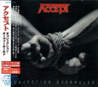 Accept-Objection Overruled (Japanese edition)