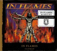 In Flames-Clayman (Rе-Issuе 2014)