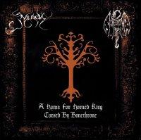 Evilnox / Theoroth-A Hymn For Horned King/Cursed By Bonethrone (Split)