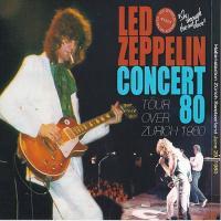 Led Zeppelin-Tour Over Zurich 29.06.1980 (Bootleg)