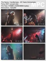 Candlemass-20 Years Anniversary Party (DVDRip)