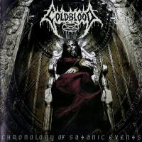 Coldblood-Chronology of Satanic Events