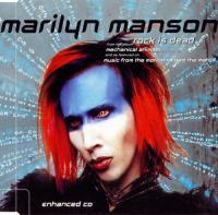 Marilyn Manson-Rock is Dead