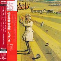 Genesis-Nursery Cryme (2014 Japanese Remastered)