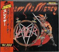 Slayer-Show No Mercy (2-nd japanese '93)