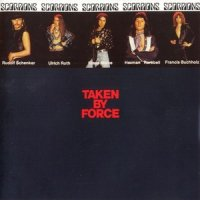 Scorpions-Taken By Force (Remaster Germany 2001)