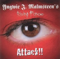 Yngwie Malmsteens Rising Force-Attack!! (Original edition)
