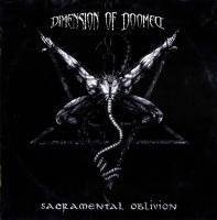 Dimension of Doomed-Sacramental Oblivion