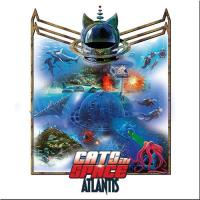 Cats in Space-Atlantis