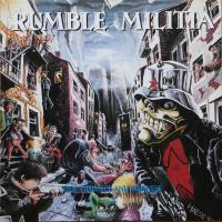 Rumble Militia - Stop Violence and Madness flac cd cover flac