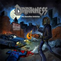 Darkness - The Gasoline Solution flac cd cover flac