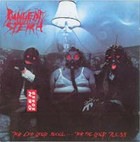 Pungent Stench-For God Your Soul ... For Me Your Flesh (1992 partially re-recorded / Release 1993)