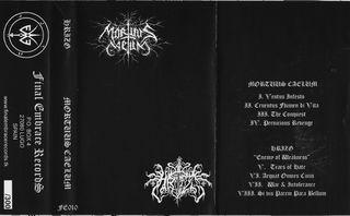 Mortuus Caelum & Hrizg-Mortuus Caelum & Hrizg (Split)